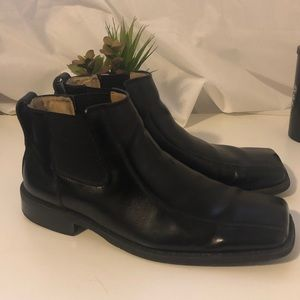 Other - Zengara square toed boots
